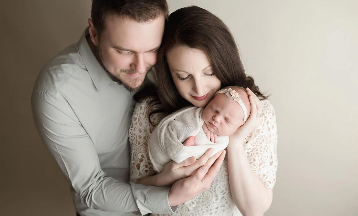 Seattle Newborn Photographer Baby Girl Newborn Session