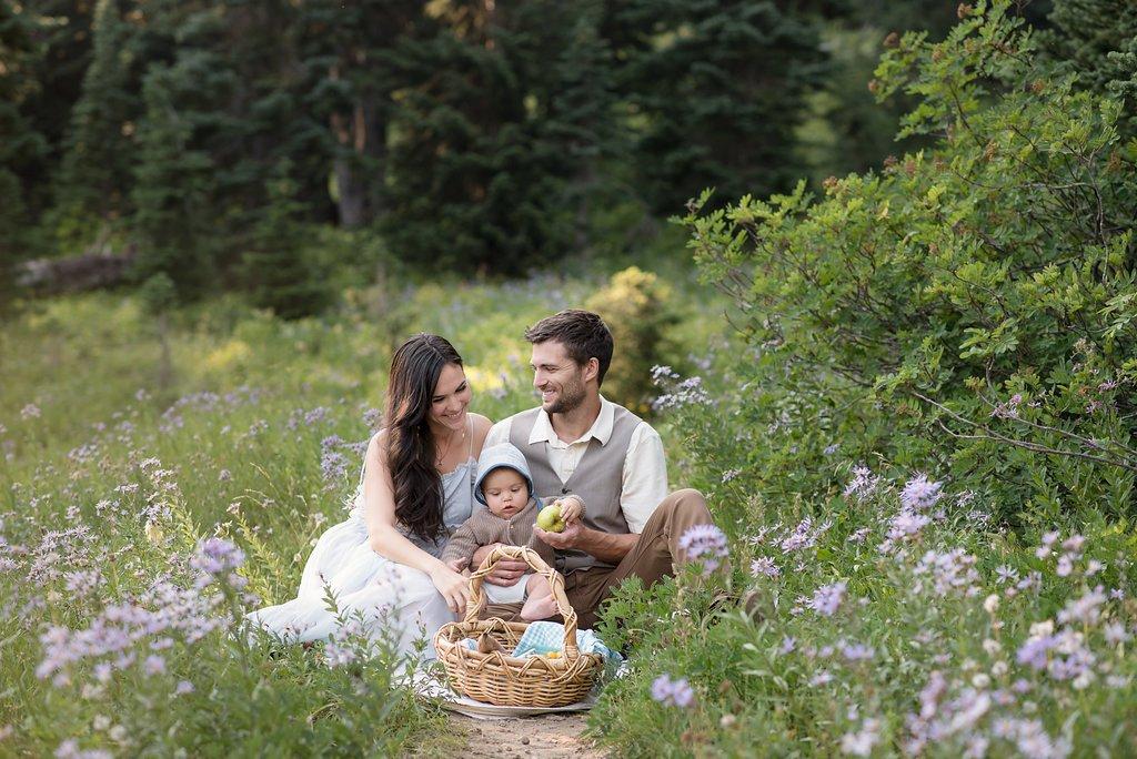 seattle family photographer tacoma family photographer seattle newborn photographer mt rainier family session