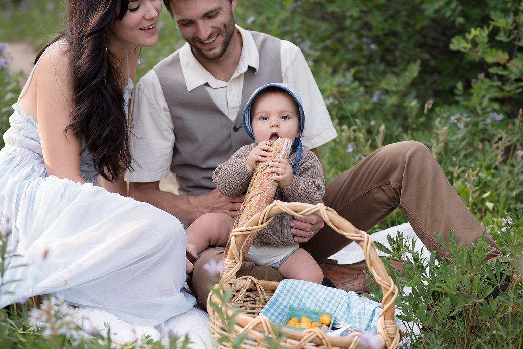 settle family photographer tacoma family photographer mt rainier family session