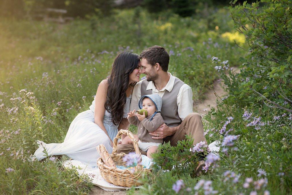 seattle family photographer tacoma family photographer mt rainier family photographer summer family session